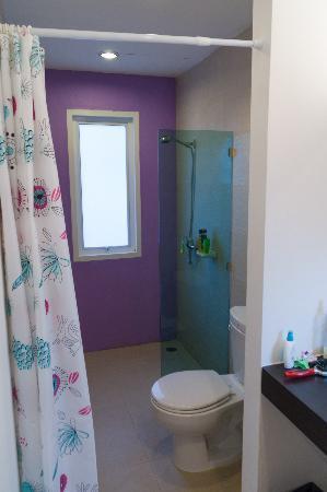 Nantra De Comfort: bagno