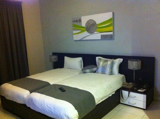 Argento Hotel: camera