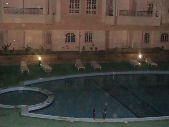 Nubanile Hotel : piscina dell'hotel