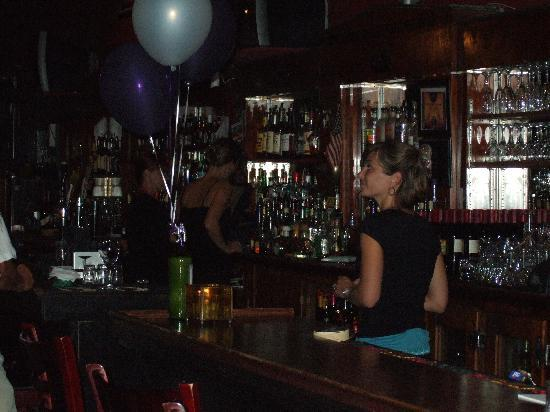 The Club Car Bar & Restaurant : Another shot of the bar