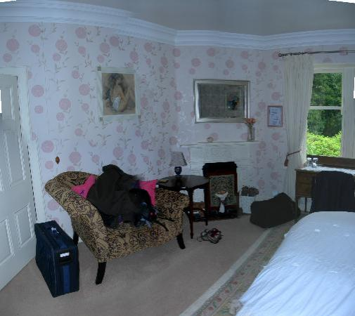 Stoneypark Bed and Breakfast: Notre chambre