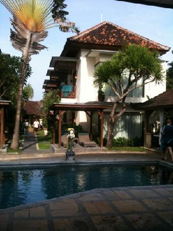 Respati Bali Bougainville Garden: respati sanur rooms 102 down and 202 up fantastic