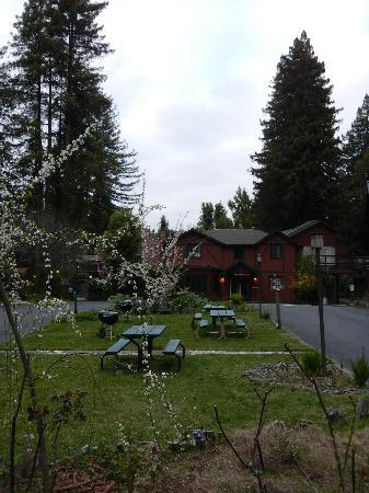 Creekside Inn & Resort: Imagine a picnic here