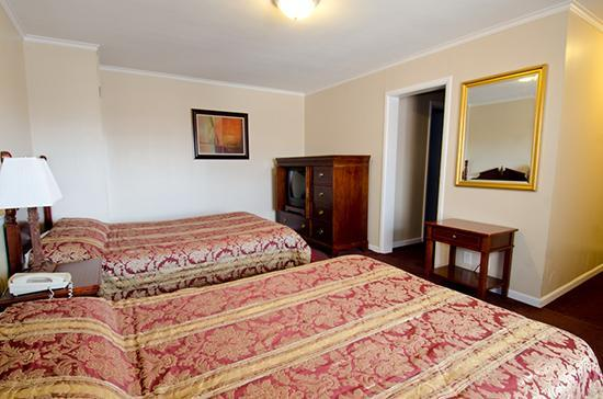 Alpine Inn: Double Room