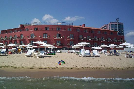 Dune Hotel: Dune