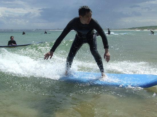 Waves Surf School: Surf