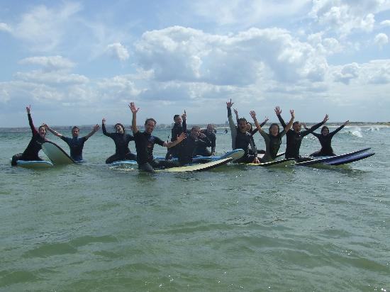 Waves Surf School: And fun!