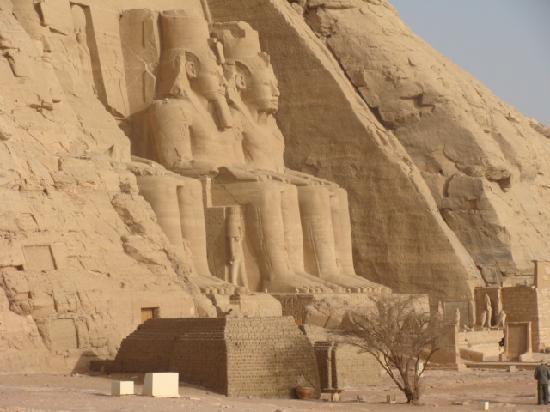 Abu Simbel Temple Complex: il tempio