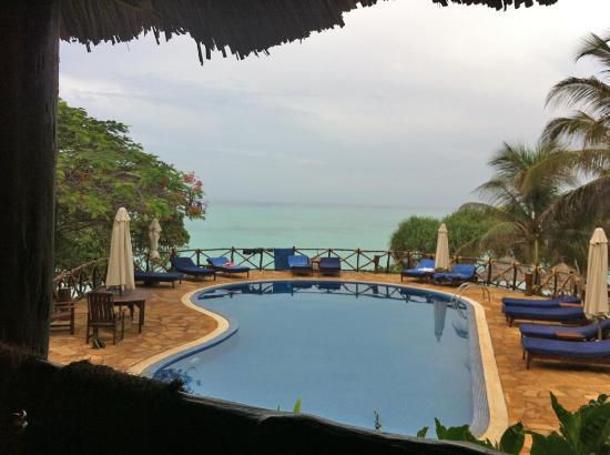Ras Nungwi Beach Hotel: Relax!