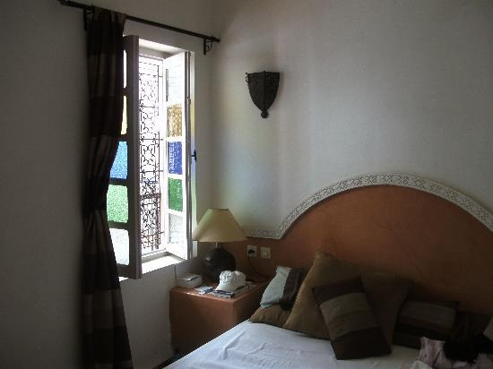 Riad Al Tainam: Habitación