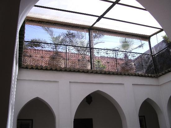 Riad Al Tainam: Patio