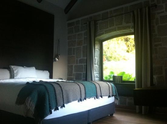 Casadoca Hotel Boutique: my bedroom with private patio