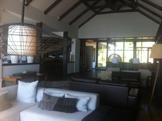 Casadoca Hotel Boutique: Living room, reception area