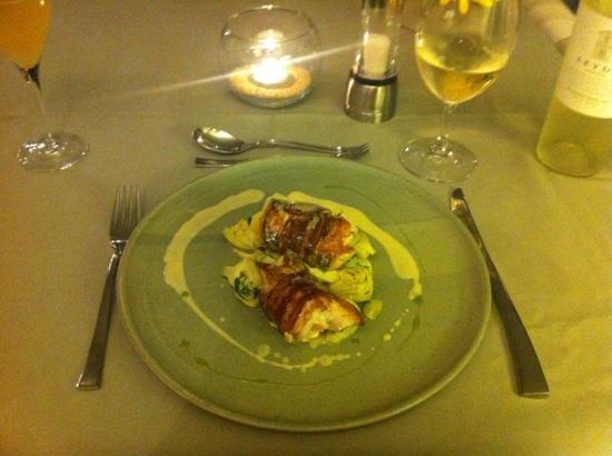 Casadoca Hotel Boutique: my main course..so delicous!