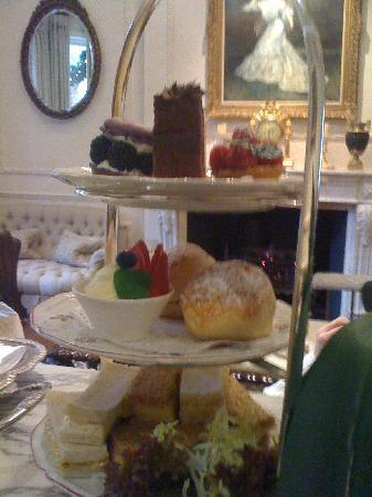 Egerton House Hotel: Afternoon Tea at the Egerton = Fab!
