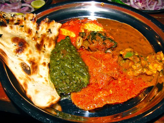 Best dinner options in delhi