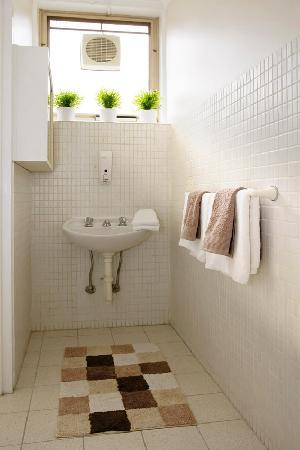 Apartments on Flemington: Bathroom - Two Bedroom Apartment