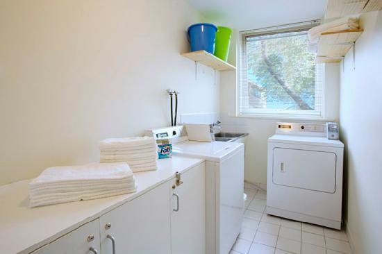 Apartments on Flemington: Onsite Laundry