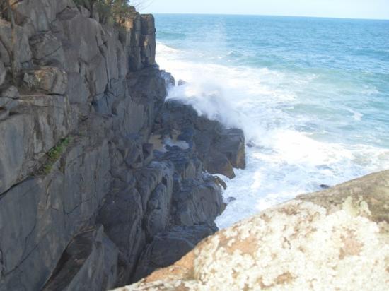 Ouvidor Beach: Canto esquerdo da Paraia