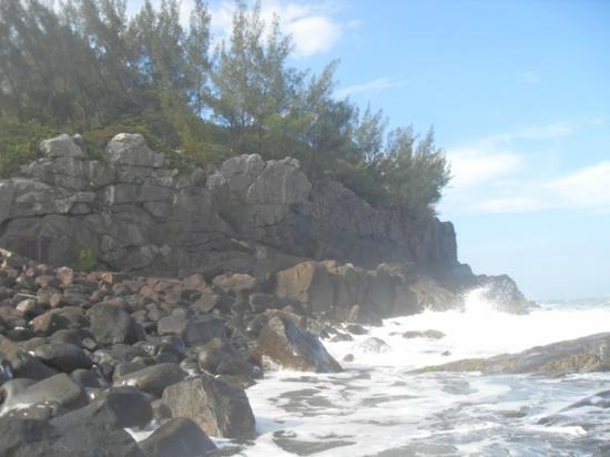 Ouvidor Beach: O Chuveirão do Ouvidor