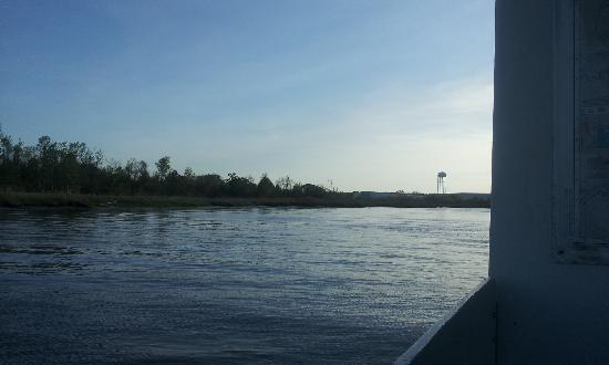 View of Cape Fear River