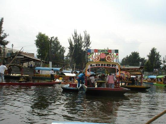 Parque Ecologico Xochimilco
