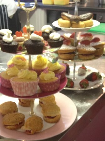 Tea And Little Cakes: afternoon tea