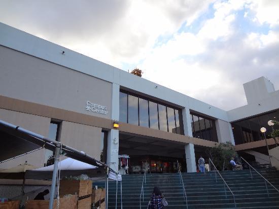 ハワイ大学マノア校, キャンパスセンター