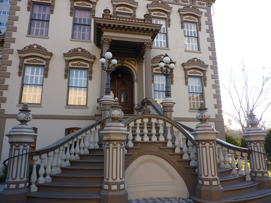 Leland Stanford Mansion State Historic Park