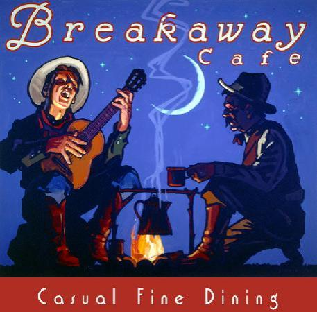 The Breakaway Cafe: A Local Favorite