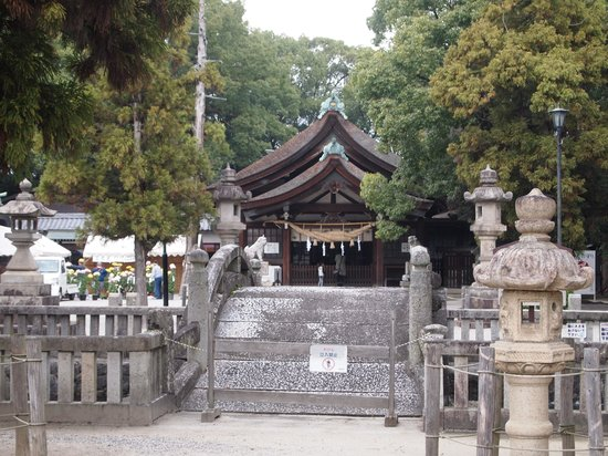 Things To Do in Chiryu Shrine, Restaurants in Chiryu Shrine