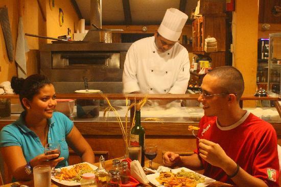 Pizzeria Buon Appetito : per mangare bene pasta i vino