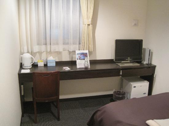Hotel Rex Tachikawa : 机