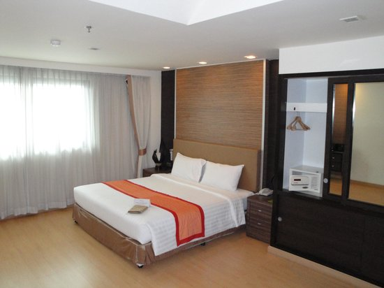 Aspen Suites Sukhumvit 2 by Compass Hospitality: Room 508