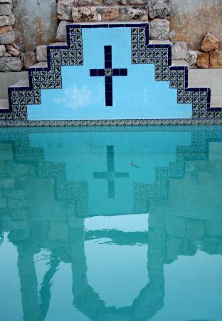 Hacienda Hotel Santo Domingo: Delightful pool...