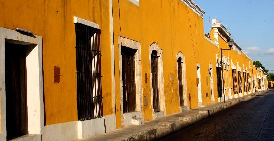 Hacienda Hotel Santo Domingo: beautiful Izamal...