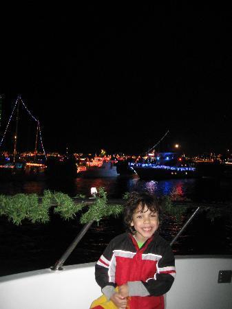 Bay Shores Peninsula Hotel: Christmas Cruise