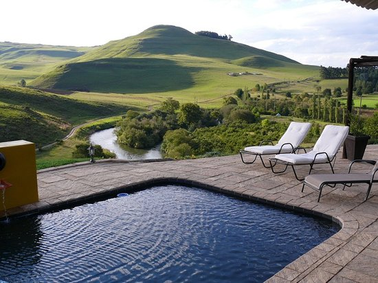 Photo of Amazian Mountain River Lodge Underberg