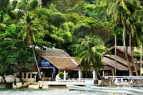 Blue Ribbon Dive Resort: Blue Ribbon Divers