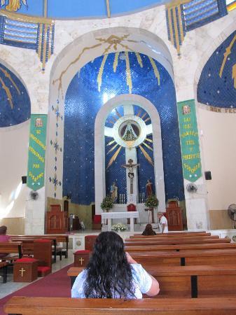 La Catedral: Inside view