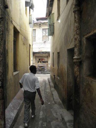 Old Town: Häuserschluchten