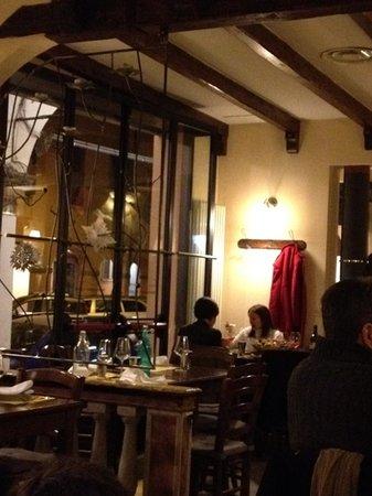 Ristorante Taverna Mascarella: taverna mascarella- inizio primavera
