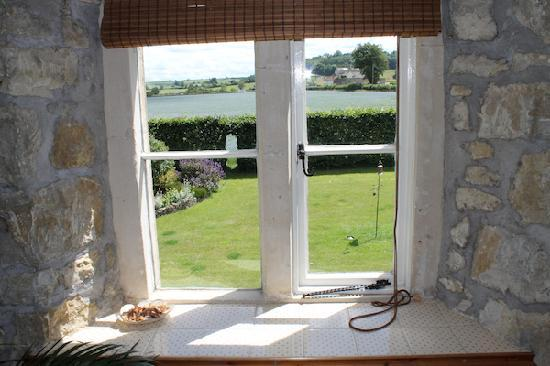 Corston Fields Farm : All our rooms come with a free view!