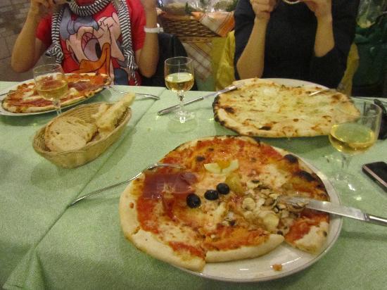 L'Isola della Pizza : pizza