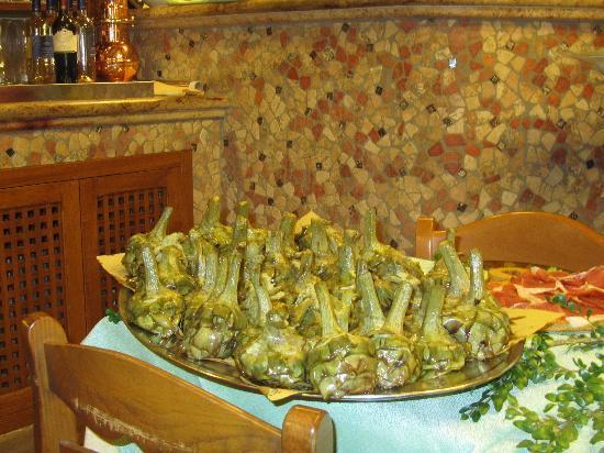 L'Isola della Pizza : antipasti for a buffet;)
