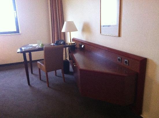 Lindner Congress Hotel : Workdesk