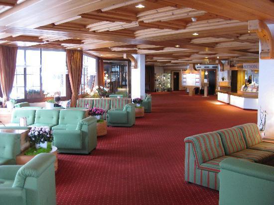 Sunstar Alpine Hotel Grindelwald: Hotel-Foyer