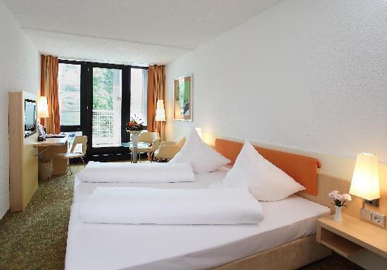 Best Western Premier Parkhotel Bad Mergentheim: Doppelzimmer Standard