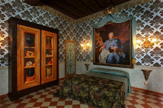 Antica Dimora de Michaelis: STANZA MATRIMONIALE