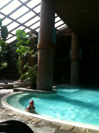 Canyon Woods Resort Club: indoor pool